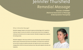 JT Remedial Massage